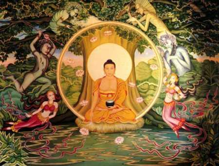 Buddhas Versuchung